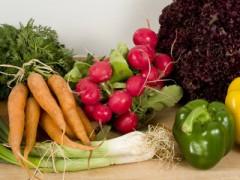 无锡部分蔬菜价格涨幅较大(图)