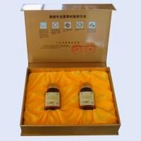 冬虫夏草0.5克×80粒×2瓶zxm 硬盒礼品包装 藏雪