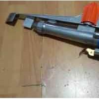 雨水PY40型金属换向喷枪,煤场防尘用喷枪