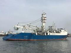 上海开创远洋订购新型金枪鱼围网船(图)