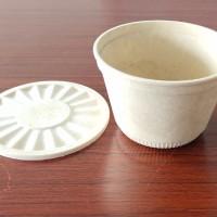 豆杆秸秆生态全降解餐具及包装制品生产流水线