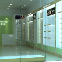 烟台展柜厂家  耀东展柜制作厂13870973686