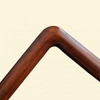 山东椴木国画框供应商-潍坊划算的楸木画框上哪买
