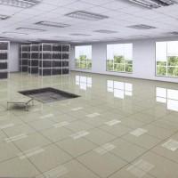 陶瓷防静电地板品牌_选购陶瓷防静电地板就来坤豪机房设备